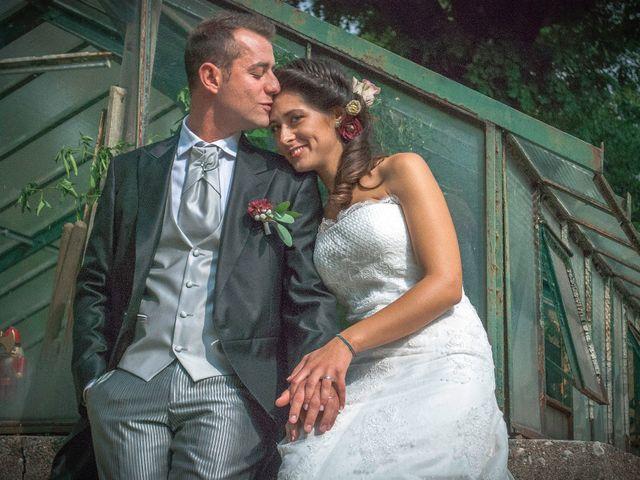 le nozze di Clara e Giovanni