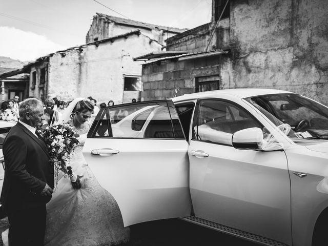 Il matrimonio di Luca e Francesca a Bronte, Catania 31