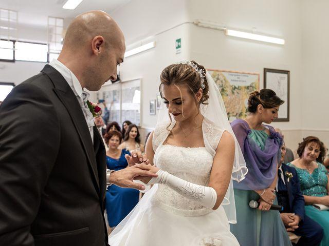 Il matrimonio di Luca e Francesca a Bronte, Catania 40