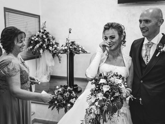 Il matrimonio di Luca e Francesca a Bronte, Catania 42