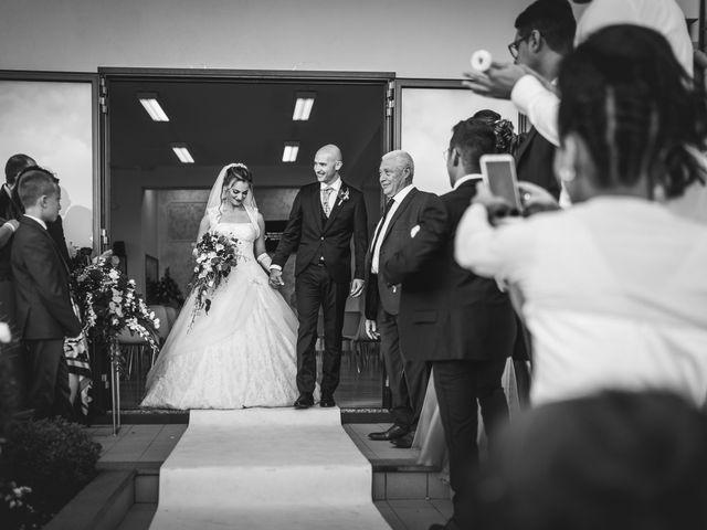 Il matrimonio di Luca e Francesca a Bronte, Catania 43
