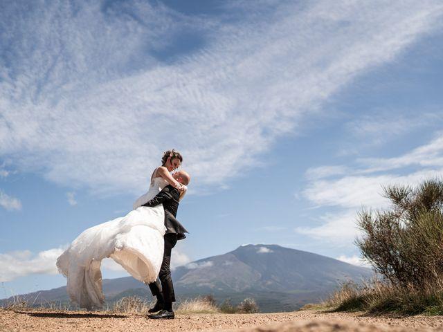 Il matrimonio di Luca e Francesca a Bronte, Catania 53
