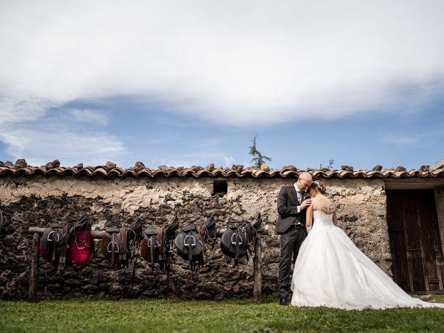 Il matrimonio di Luca e Francesca a Bronte, Catania 1