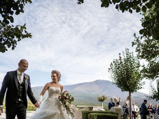 Il matrimonio di Luca e Francesca a Bronte, Catania 69