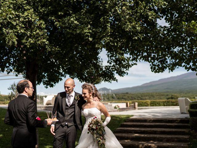 Il matrimonio di Luca e Francesca a Bronte, Catania 70