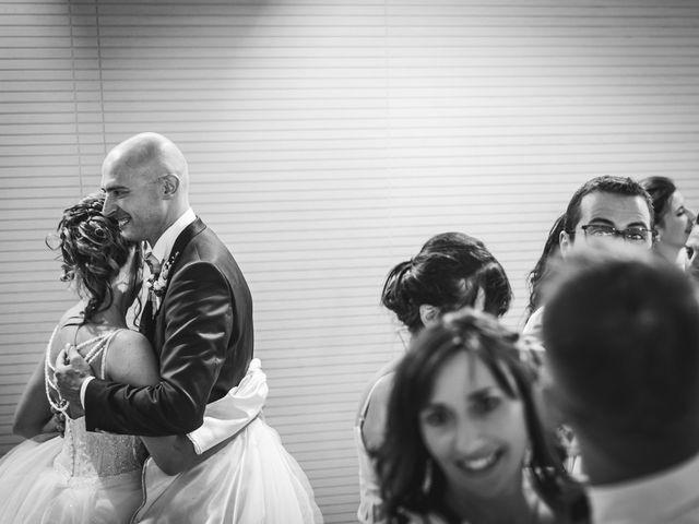 Il matrimonio di Luca e Francesca a Bronte, Catania 81