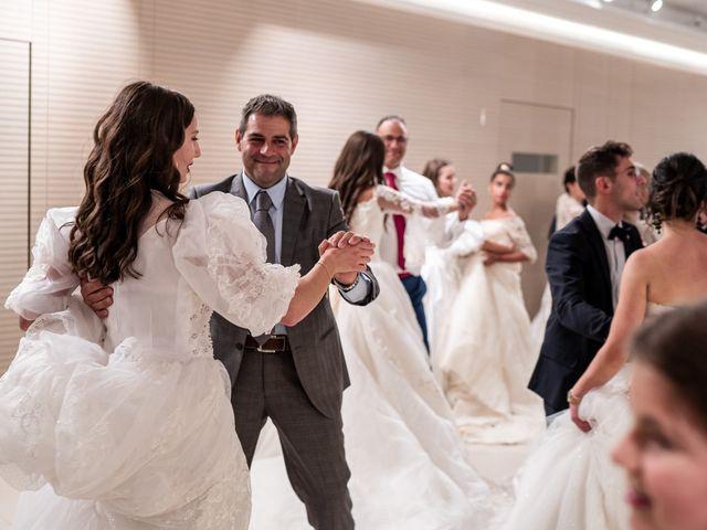 Il matrimonio di Luca e Francesca a Bronte, Catania 89