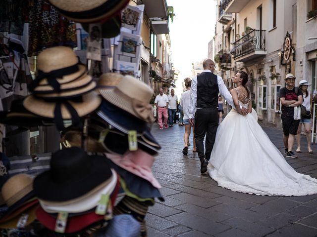 Il matrimonio di Luca e Francesca a Bronte, Catania 99