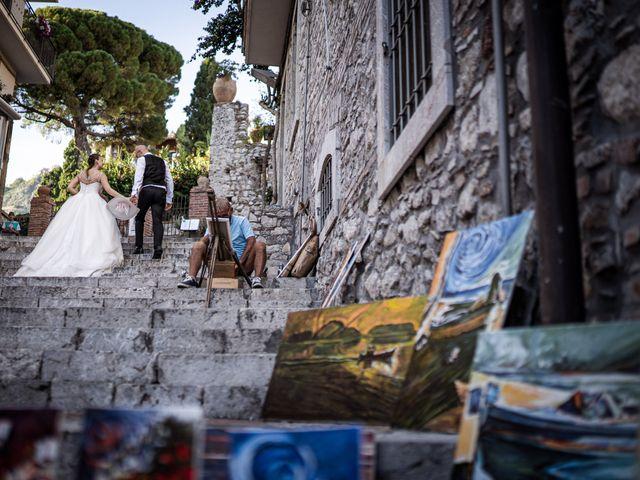 Il matrimonio di Luca e Francesca a Bronte, Catania 100