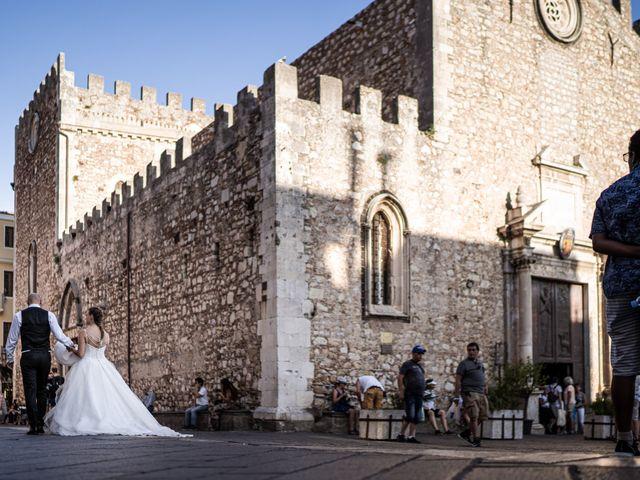 Il matrimonio di Luca e Francesca a Bronte, Catania 102