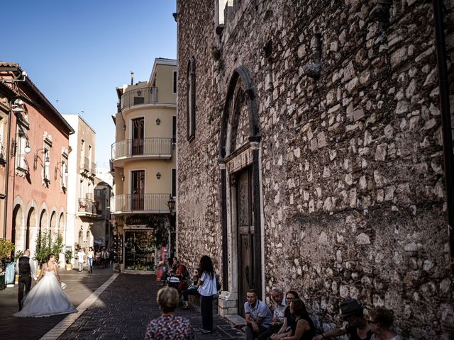 Il matrimonio di Luca e Francesca a Bronte, Catania 103
