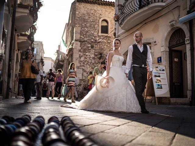 Il matrimonio di Luca e Francesca a Bronte, Catania 104