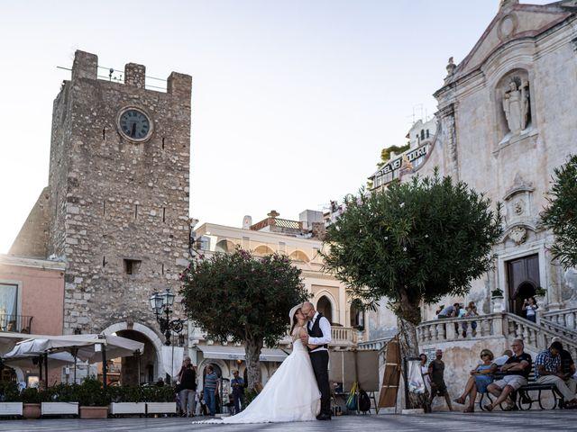 Il matrimonio di Luca e Francesca a Bronte, Catania 109