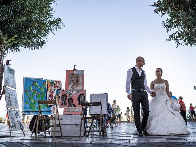 Il matrimonio di Luca e Francesca a Bronte, Catania 110