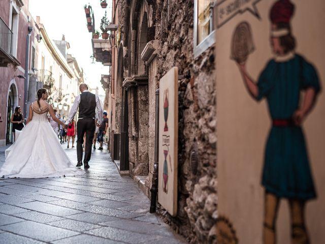 Il matrimonio di Luca e Francesca a Bronte, Catania 111