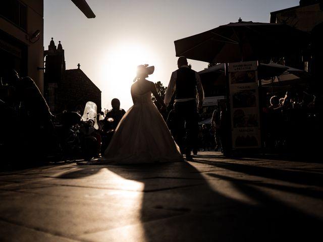 Il matrimonio di Luca e Francesca a Bronte, Catania 112