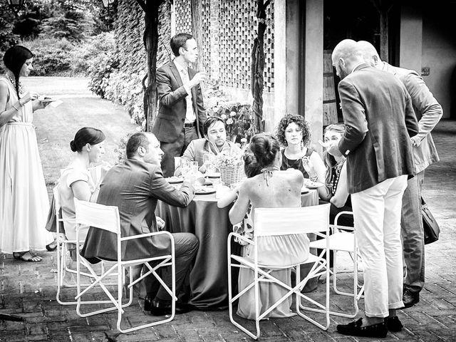 Il matrimonio di Daniele e Elena a Padova, Padova 34