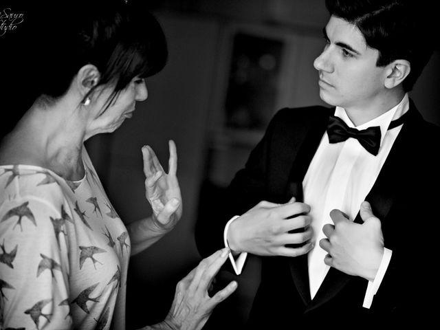 Il matrimonio di Francesco e Anna a Montecassiano, Macerata 6