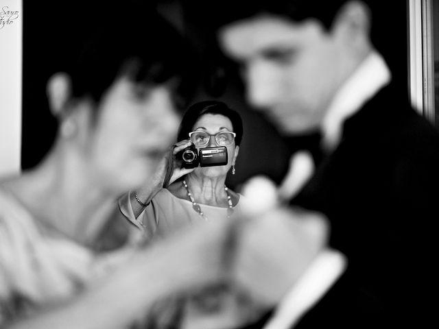 Il matrimonio di Francesco e Anna a Montecassiano, Macerata 8