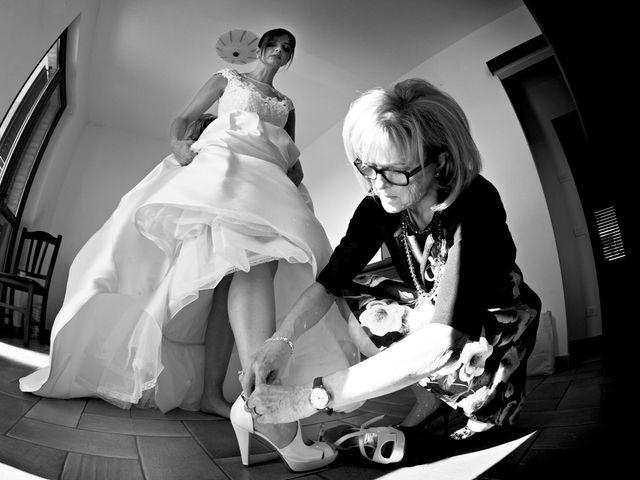 Il matrimonio di Francesco e Anna a Montecassiano, Macerata 29