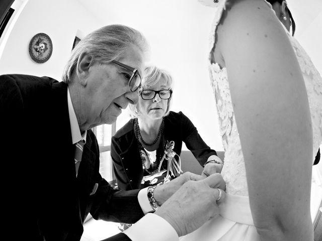 Il matrimonio di Francesco e Anna a Montecassiano, Macerata 32