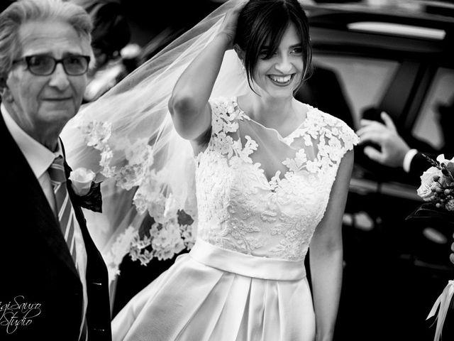 Il matrimonio di Francesco e Anna a Montecassiano, Macerata 44