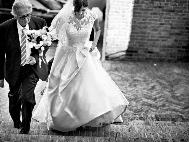Il matrimonio di Francesco e Anna a Montecassiano, Macerata 46