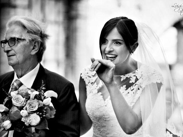 Il matrimonio di Francesco e Anna a Montecassiano, Macerata 47
