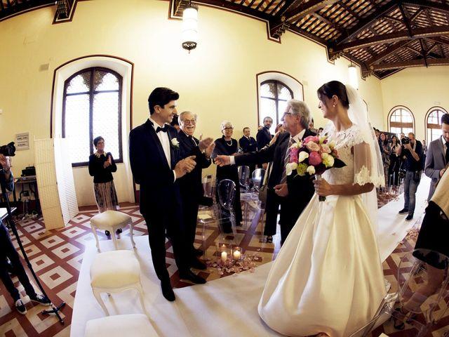 Il matrimonio di Francesco e Anna a Montecassiano, Macerata 49