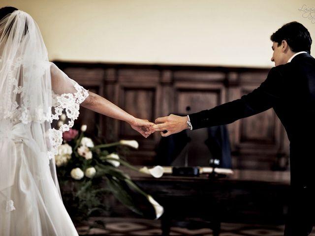 Il matrimonio di Francesco e Anna a Montecassiano, Macerata 50