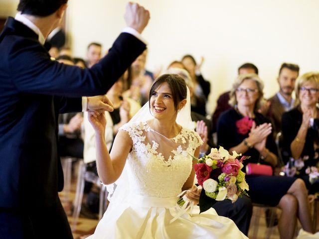 Il matrimonio di Francesco e Anna a Montecassiano, Macerata 55