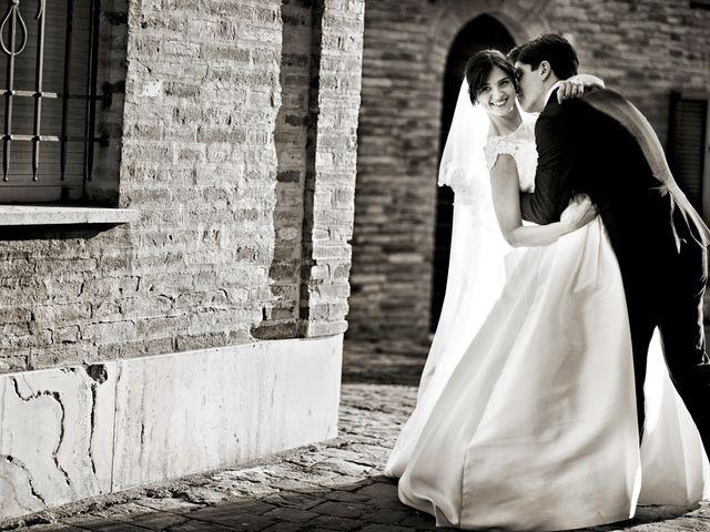 Il matrimonio di Francesco e Anna a Montecassiano, Macerata 67