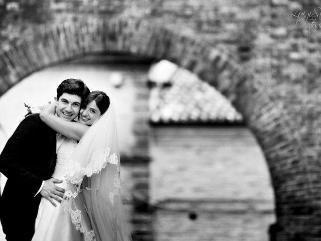 Il matrimonio di Francesco e Anna a Montecassiano, Macerata 83