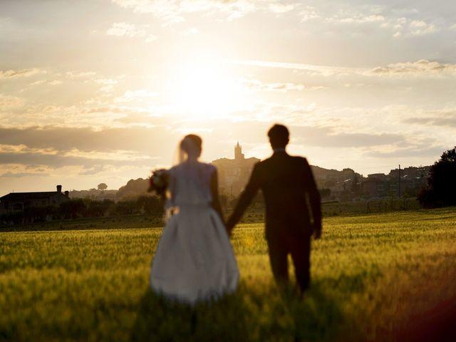 Il matrimonio di Francesco e Anna a Montecassiano, Macerata 84
