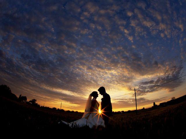 Il matrimonio di Francesco e Anna a Montecassiano, Macerata 90