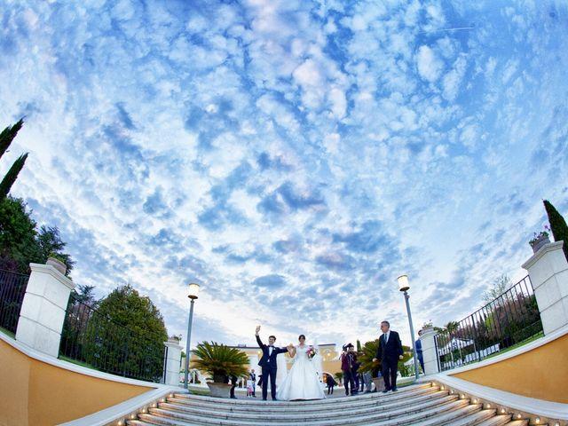 Il matrimonio di Francesco e Anna a Montecassiano, Macerata 93