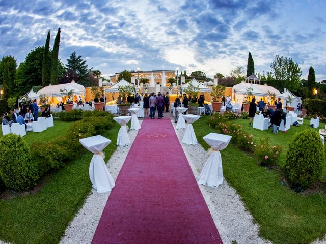Il matrimonio di Francesco e Anna a Montecassiano, Macerata 94