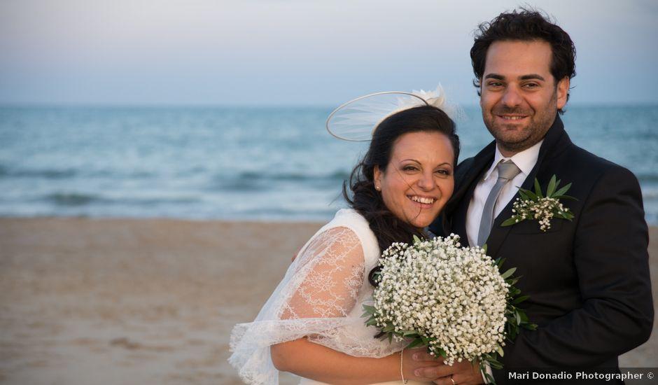 Il matrimonio di Carlo e Nicoletta a Sant'Arcangelo, Potenza