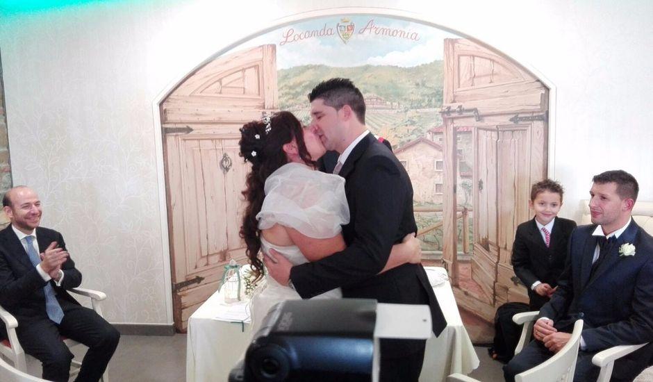 Il matrimonio di Daniele e Antonella a Trescore Balneario, Bergamo