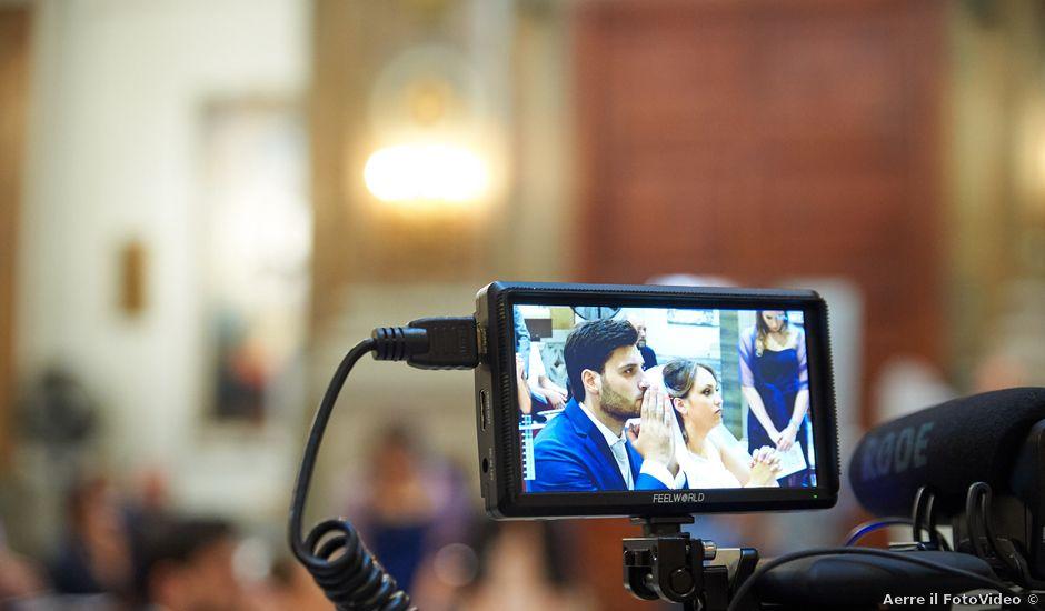 Il matrimonio di Francesca e Cristian a Anzio, Roma