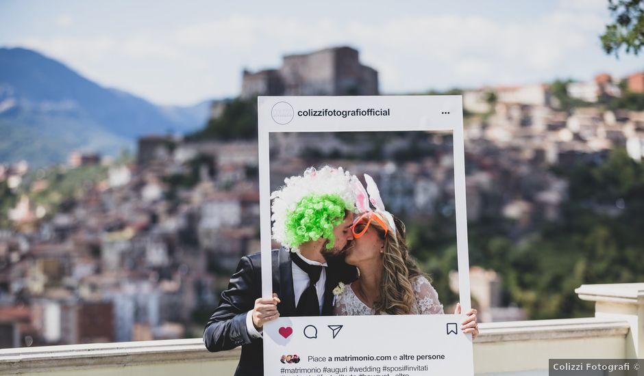 Il matrimonio di Roberta e Massimiliano a Subiaco, Roma