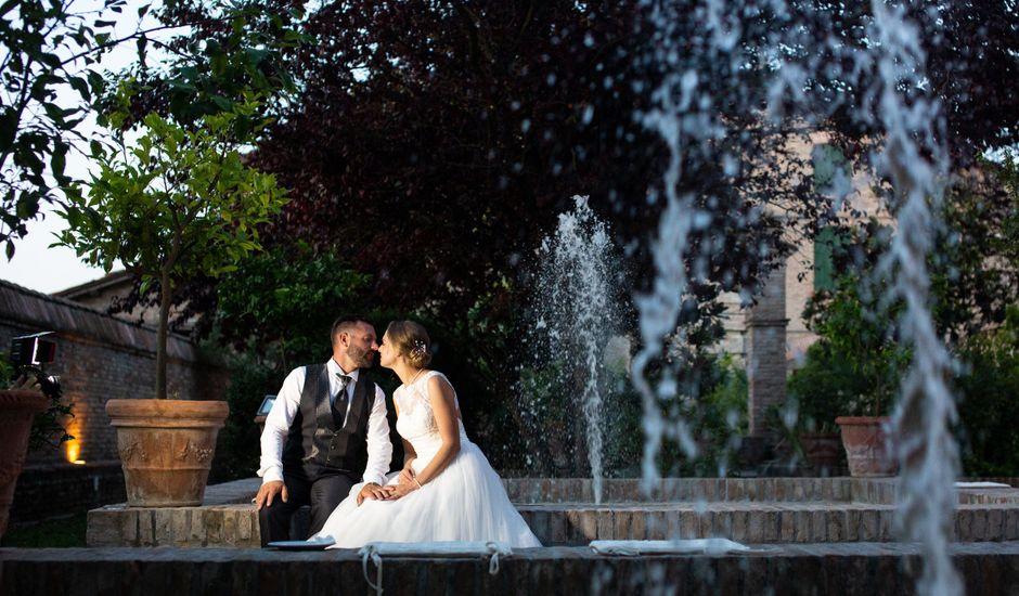 Il matrimonio di Alberto e Alessia a Bondeno, Ferrara