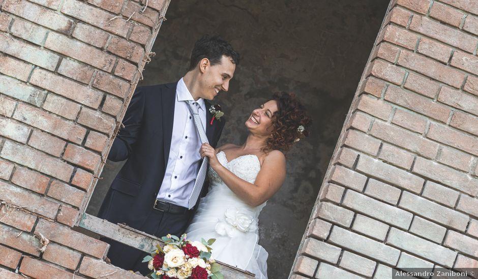 Il matrimonio di Eric e Giulia a Pegognaga, Mantova