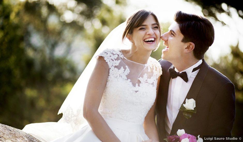 Il matrimonio di Francesco e Anna a Montecassiano, Macerata