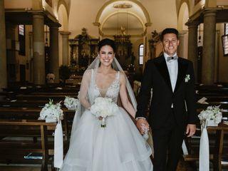 Le nozze di Giulia e Alvise