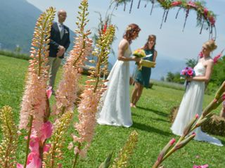 Le nozze di Ilenia e Laura 3