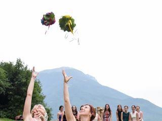 Le nozze di Ilenia e Laura