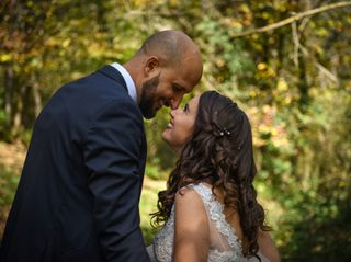 Le nozze di Cristina e Sergio