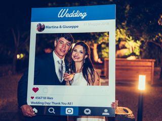 Le nozze di Martina e Giuseppe 1