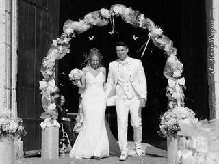 Le nozze di Leandra  e Ivan  1